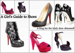 A Girl's Guide to Shoes