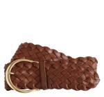 Wide Woven Belt