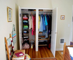 Apartment Therapy Color Closet
